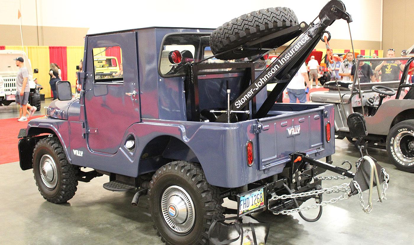 Toledo, Ohio -- Jeep's hometown -- puts on a show