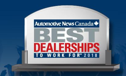 25 Best Dealerships To Work For