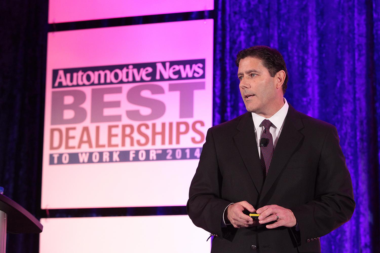 2014 automotive news best dealerships to work for. Black Bedroom Furniture Sets. Home Design Ideas