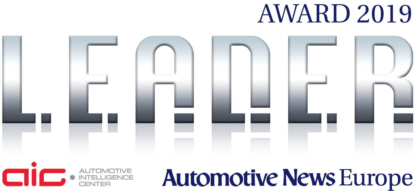LEADER 2019 logo