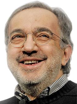 Sergio Marchonne