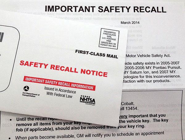 How one man triggered a GM airbag sensor recall