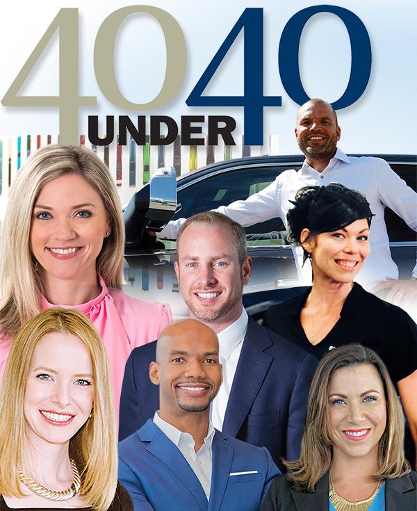 2017 40 Under 40
