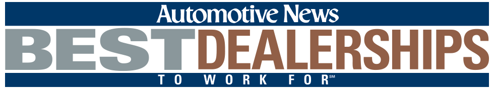 2015 Best Dealerships to Work For